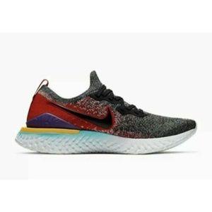 Nike Epic React Flyknit 2 Mens Running Shoes Sz 9